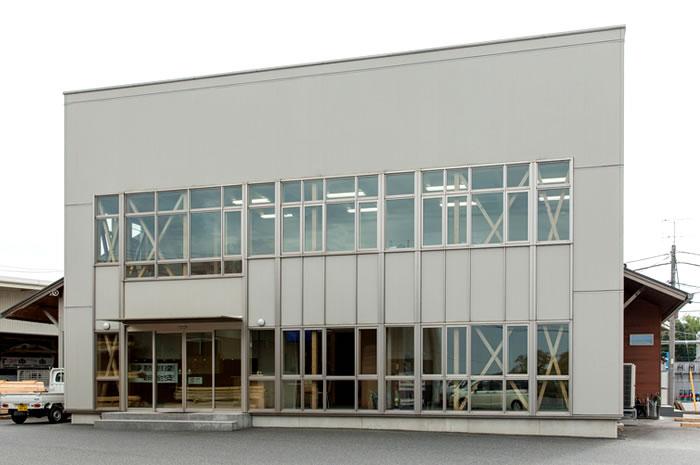 プレカット工場