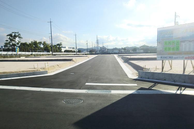 分譲地「ブライトガーデン東福原」<br /> 米子市東福原4丁目 全8区画